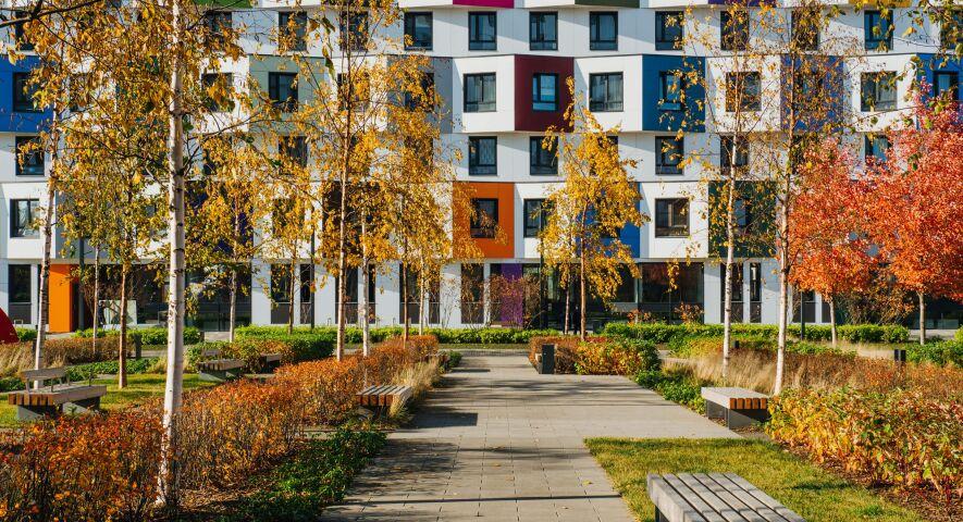 Жилой район Green park изображение 12