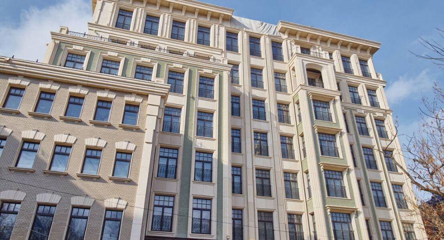 Клубный дом Barkli Gallery (Баркли Галлери) изображение 3