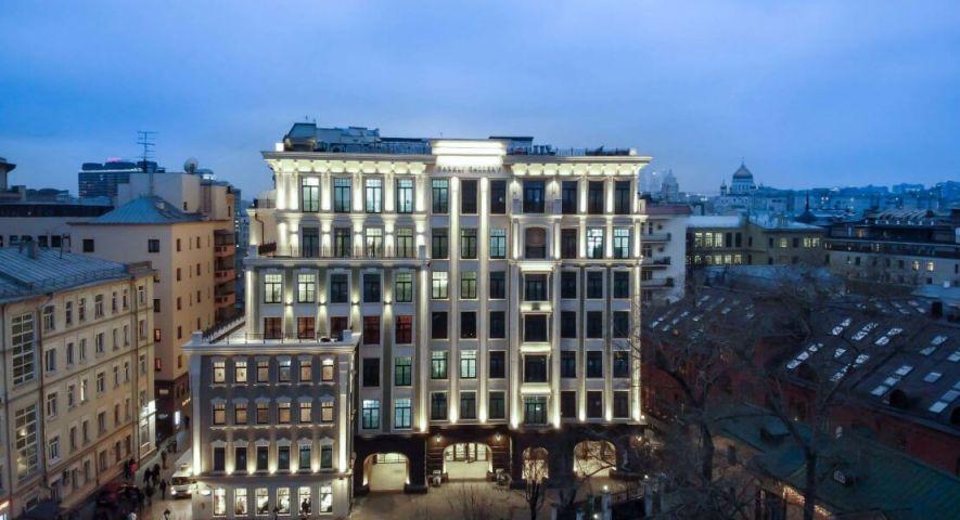 Клубный дом Barkli Gallery (Баркли Галлери) изображение 5