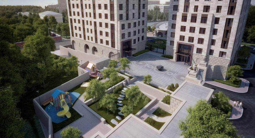 ЖК «Barkli Residence» («Баркли Резиденс») изображение 3