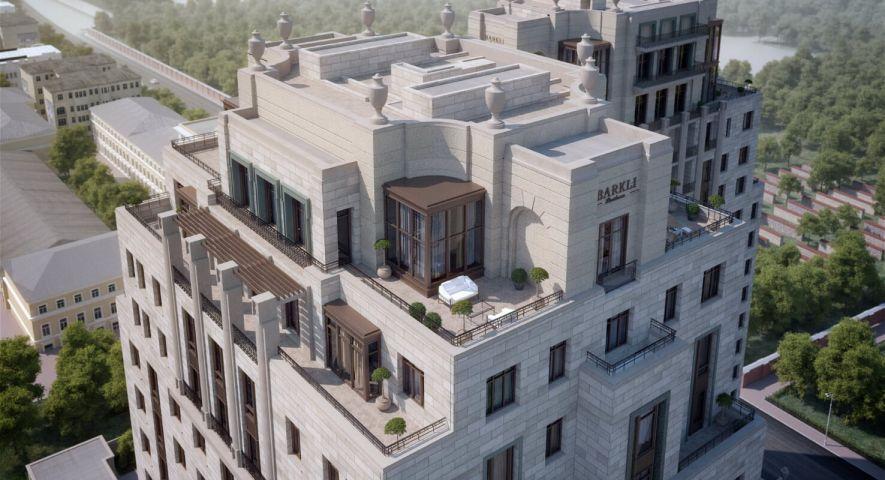 ЖК «Barkli Residence» («Баркли Резиденс») изображение 5
