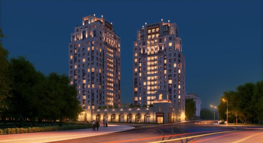 ЖК «Barkli Residence» («Баркли Резиденс») изображение 7