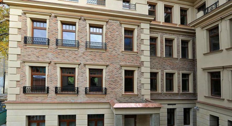 Клубный дом во 2-ом Зачатьевском переулке изображение 0
