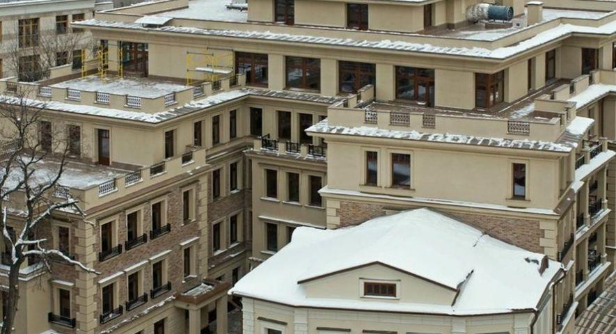 Клубный дом во 2-ом Зачатьевском переулке изображение 2