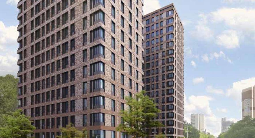 Комплекс апартаментов «Смольная, 44» изображение 2