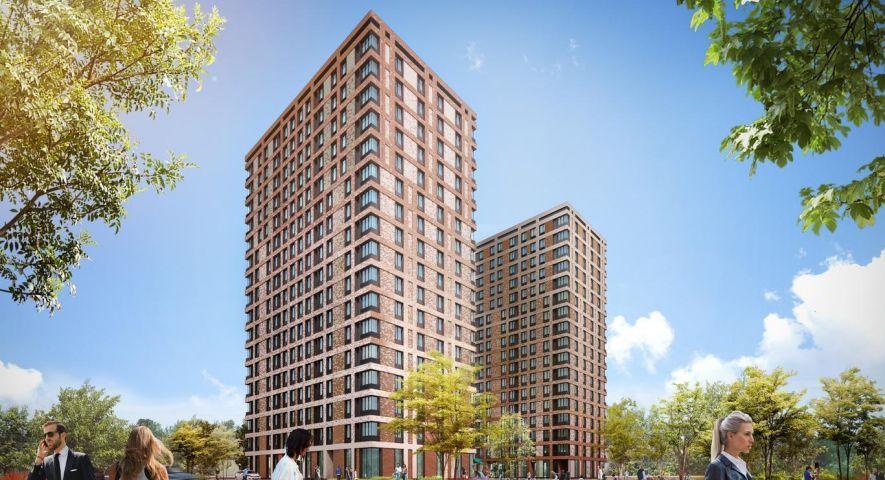 Комплекс апартаментов «Смольная, 44» изображение 3