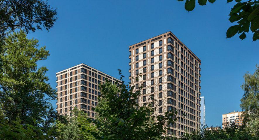 Комплекс апартаментов «Смольная, 44» изображение 4