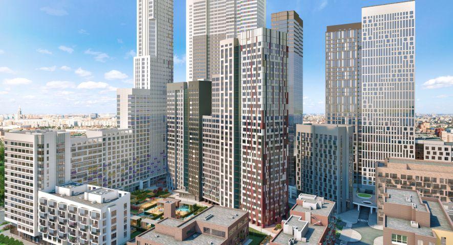 Жилой квартал HEADLINER (Хедлайнер, бывш. «Центр-Сити») изображение 5