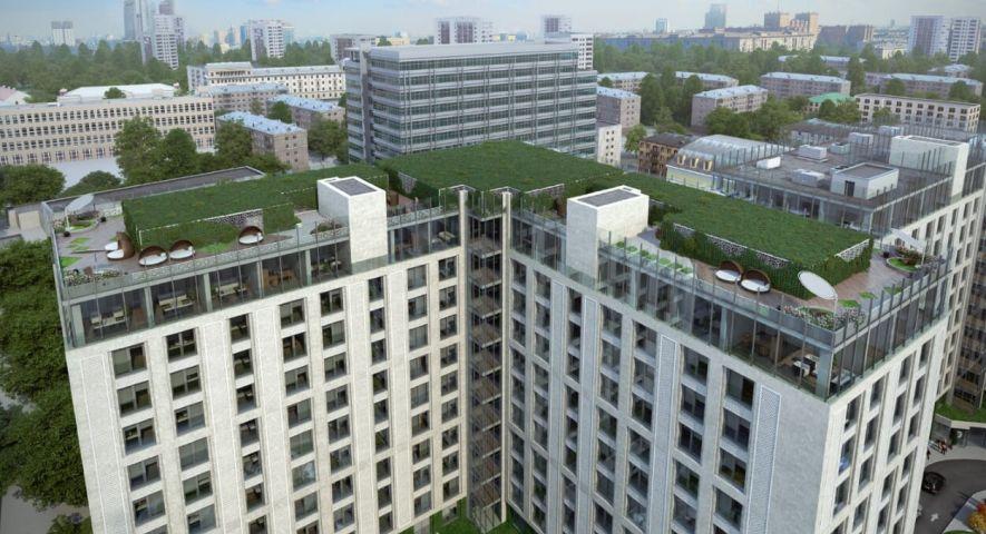 Квартал «Сады Пекина» изображение 0