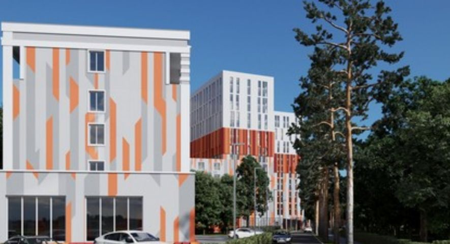 Апарт-комплекс «М1 Сколково» изображение 5