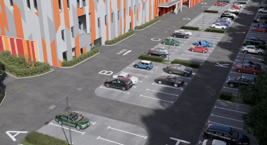 Апарт-комплекс «М1 Сколково» изображение 8