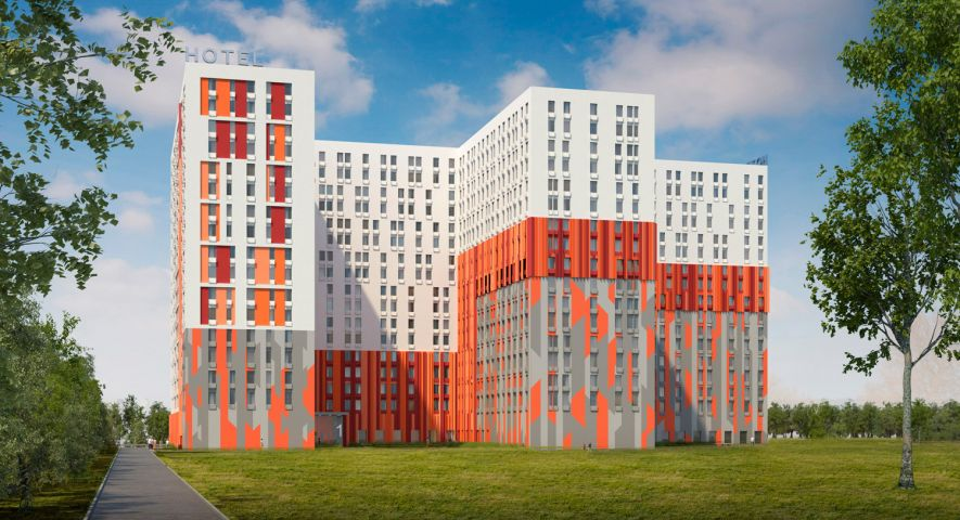 Апарт-комплекс «М1 Сколково» изображение 10