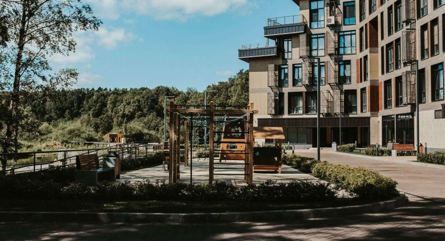 ЖК «Олимпийская деревня Новогорск. Курорт» изображение 3