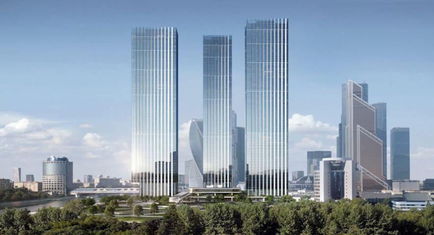 ЖК Capital Towers (Кэпитал Тауэрс) изображение 2