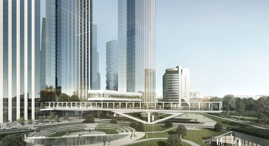ЖК Capital Towers (Кэпитал Тауэрс) изображение 3