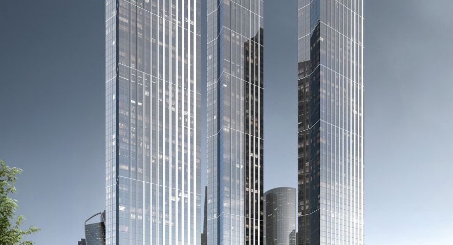 ЖК Capital Towers (Кэпитал Тауэрс) изображение 6
