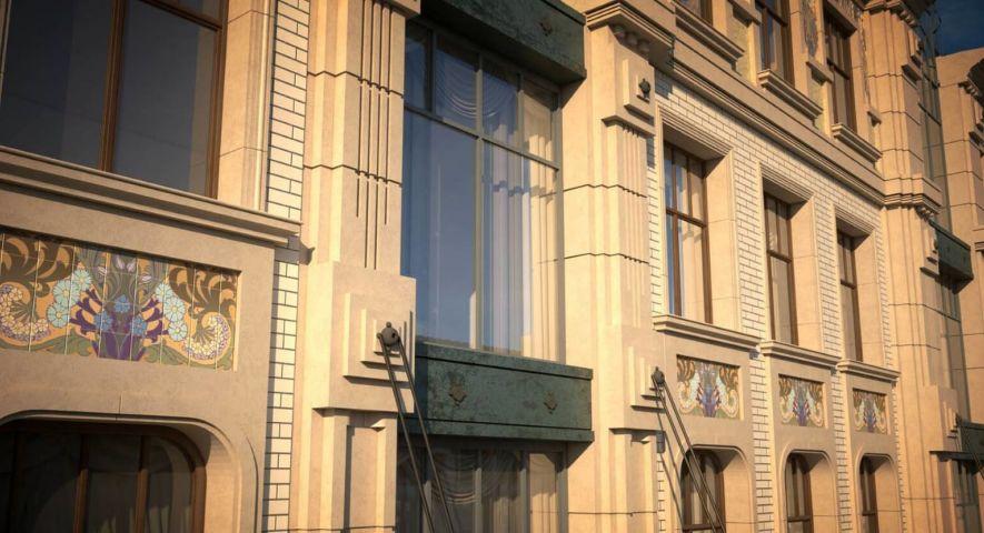 Клубный дом «Mon Cher» (Мон Шер) изображение 1