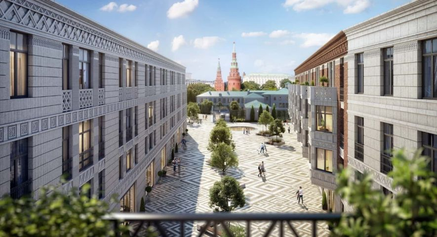 The Residences at Mandarin Oriental Moscow (Мандарин Ориентал) изображение 0