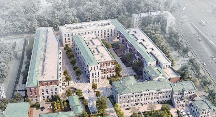 The Residences at Mandarin Oriental Moscow (Мандарин Ориентал) изображение 2