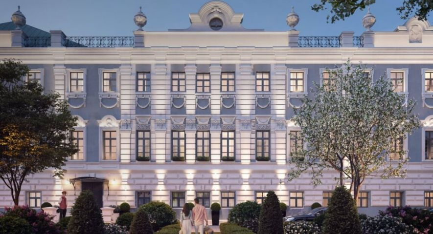 The Residences at Mandarin Oriental Moscow (Мандарин Ориентал) изображение 7
