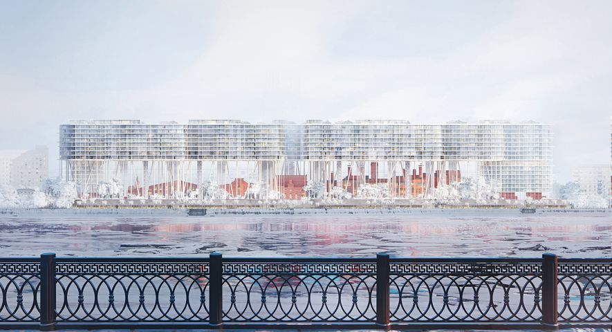 ЖК «Бадаевский» изображение 4