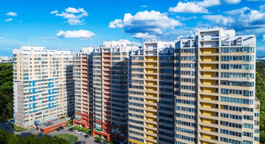 Жилой квартал «На Мельникова» изображение 0