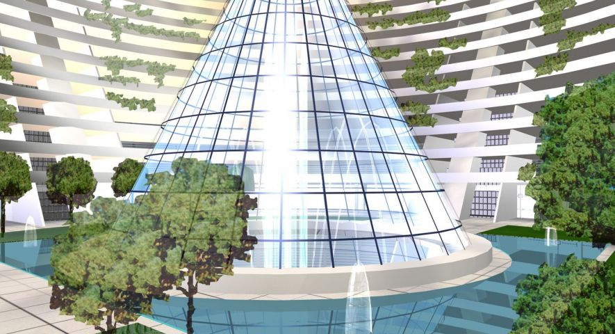 Сити-комплекс «Амарант» изображение 1
