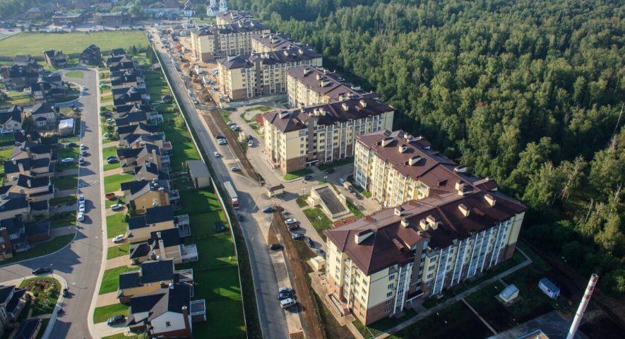 Коттеджный поселок «Новые Вешки» изображение 4