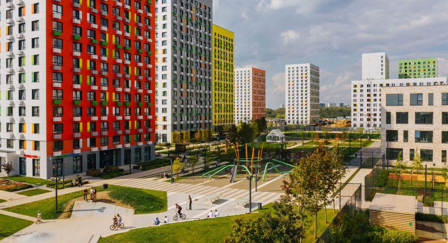 Жилой район «Бунинские луга» изображение 12