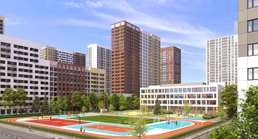 ЖК «Сиреневый парк» изображение 3