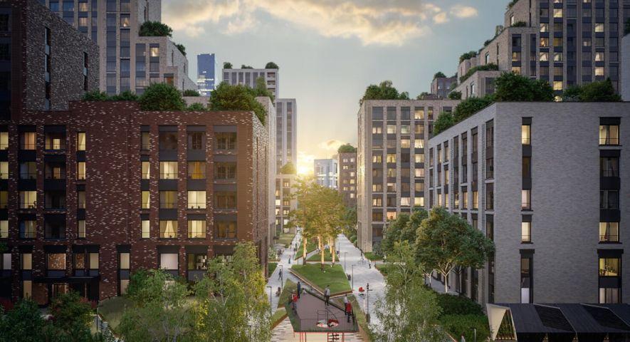 ЖК City Park (Сити Парк) изображение 0