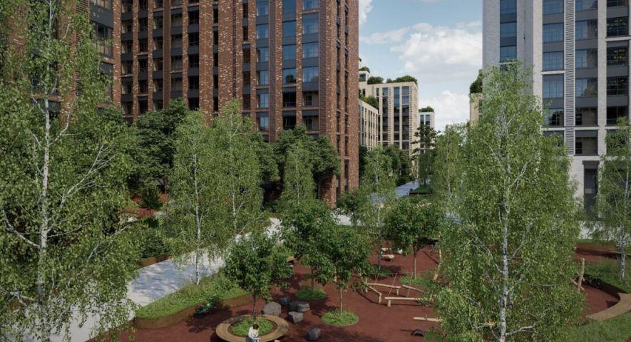 ЖК City Park (Сити Парк) изображение 7