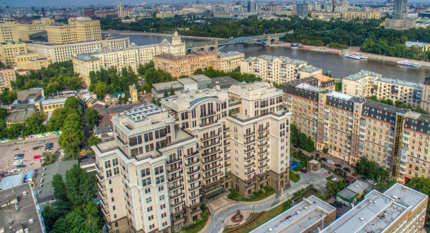 ЖК «Дом на Фрунзенской» изображение 1