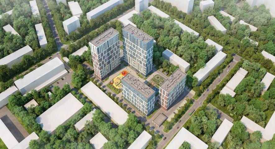 ЖК «Петровский Парк» (ул. Верхняя Масловка) изображение 3