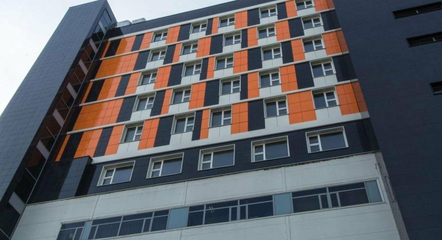 Комплекс апартаментов «Город на Рязанке» изображение 0