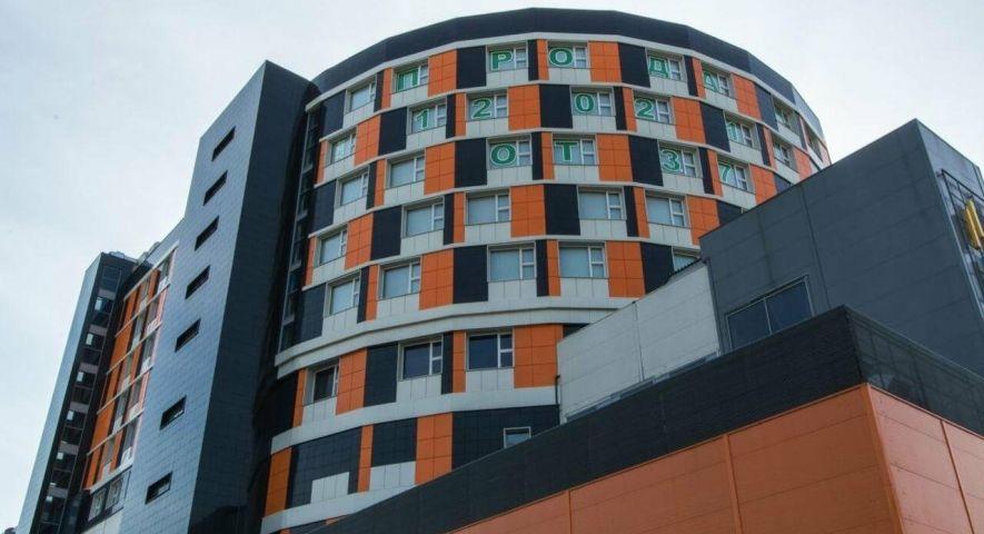 Комплекс апартаментов «Город на Рязанке» изображение 1