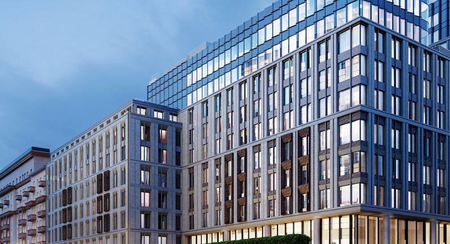 Комплекс апартаментов SLAVA (Слава) изображение 1