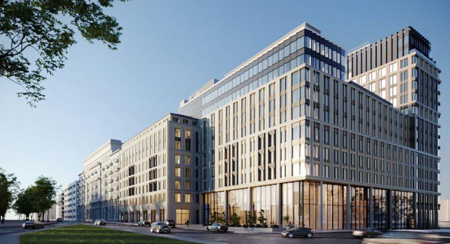 Комплекс апартаментов SLAVA (Слава) изображение 2