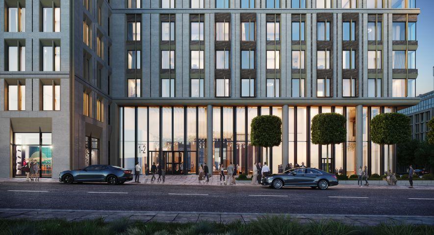 Комплекс апартаментов SLAVA (Слава) изображение 6