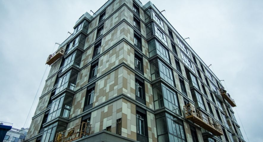 Апарт-комплекс «Двинцев, 14» изображение 1