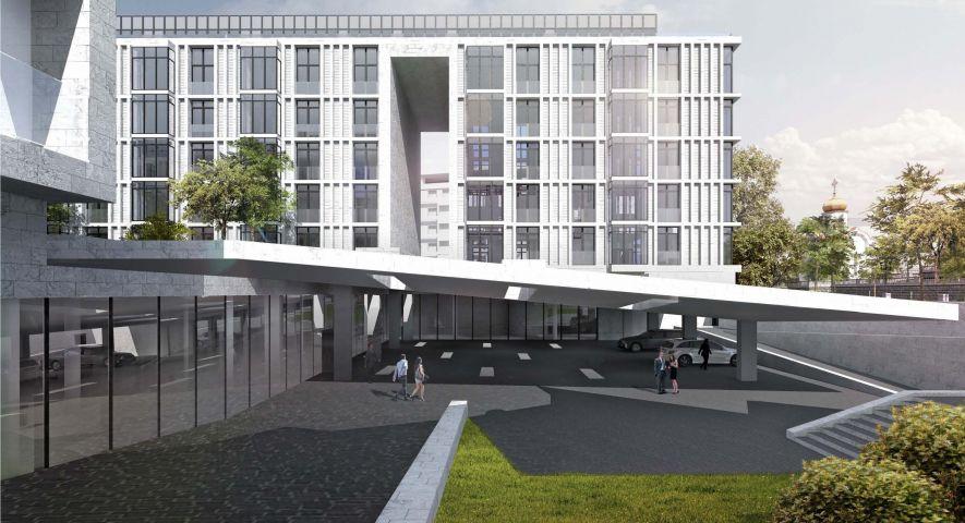 ЖК «Дом на Соймоновском проезде» изображение 2