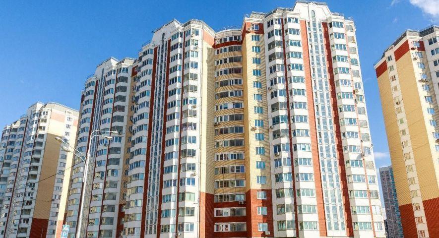 ЖК на Путилковском шоссе изображение 1