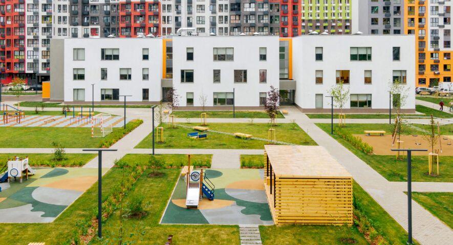 Микрорайон «Бутово парк 2» изображение 11