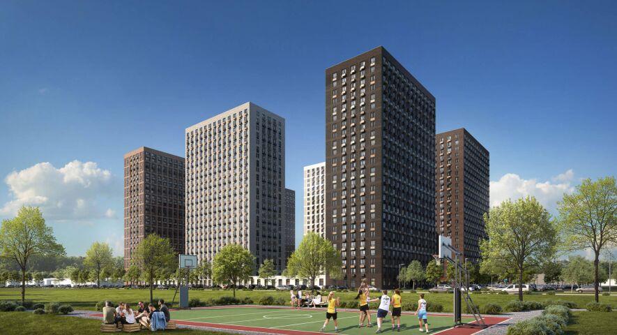 Жилой комплекс «Белая Дача парк» изображение 1