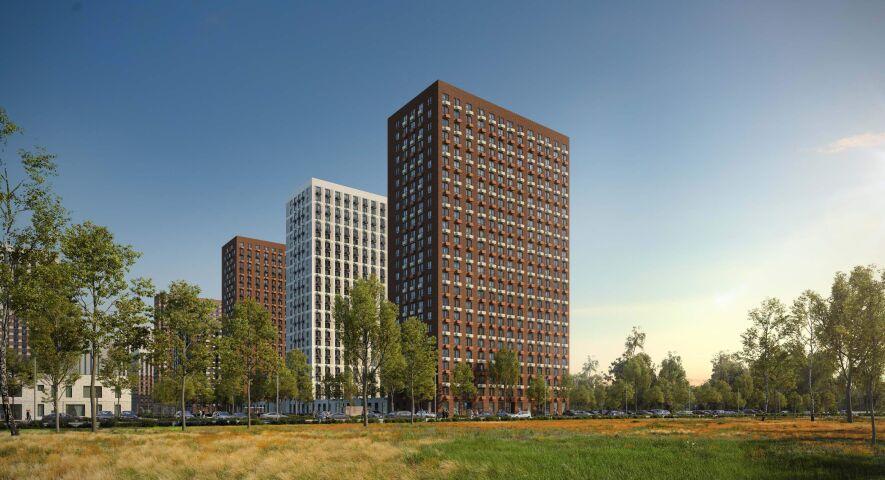 Жилой комплекс «Белая Дача парк» изображение 8