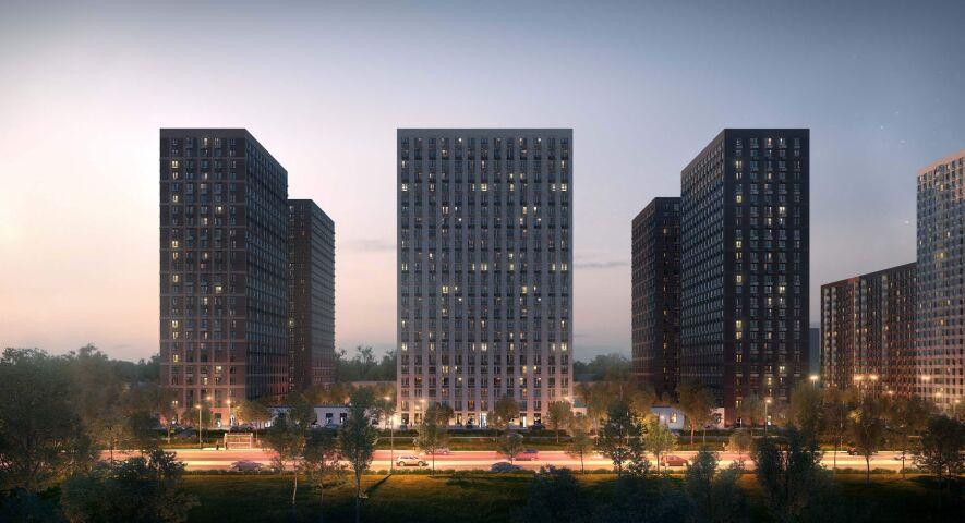 Жилой комплекс «Белая Дача парк» изображение 10