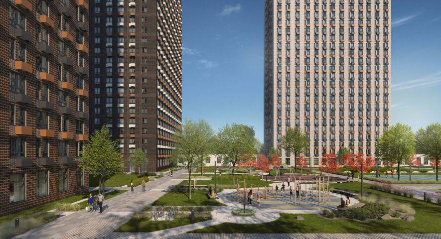 Жилой комплекс «Белая Дача парк» изображение 11
