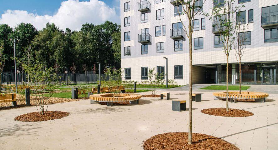 Жилой комплекс «Митино парк» изображение 2
