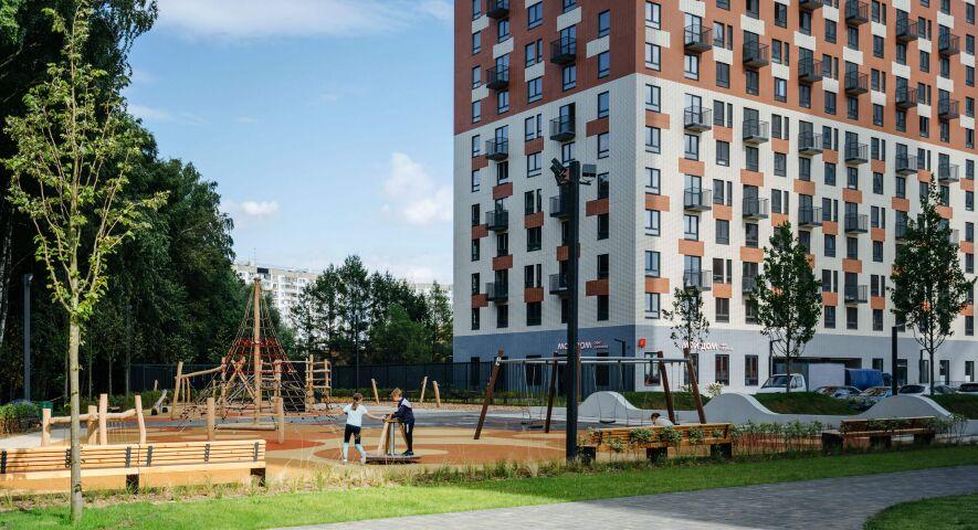 Жилой комплекс «Митино парк» изображение 6