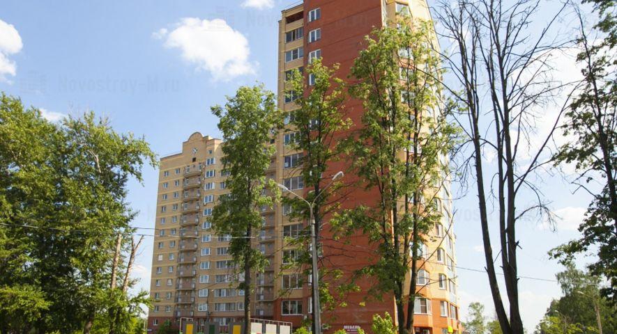 ЖК на ул. Школьная (Ивантеевка) изображение 1